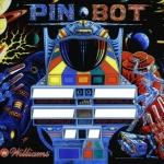 Williams Pinbot pinball