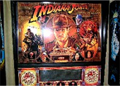 Williams Indiana Jones