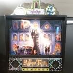 Addams backbox