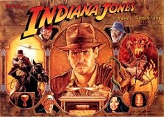 Williams Indiana Jones