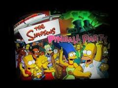 Stern Simpsons Pinball Party
