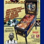 Ripleys Believe it or Not pinball machine flyer