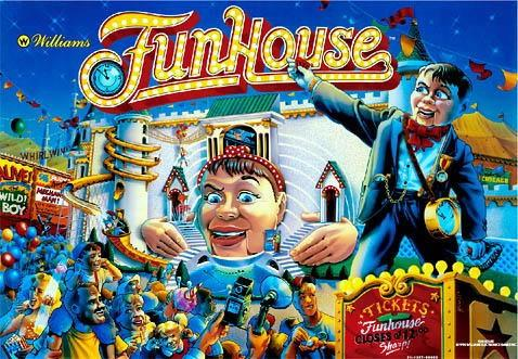 Williams Funhouse