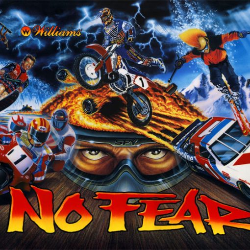 No fear pinbal
