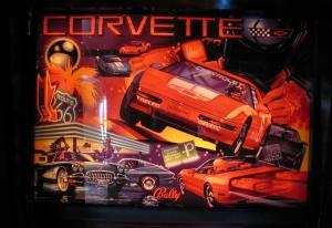 Williams Corvette
